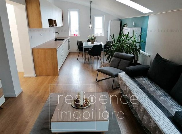 Apartament modern 2 camere , Europa , zona Leroy Merlin - imaginea 1