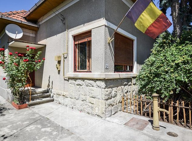 Casa 4 incaperi, reabilitata, birou, Gheorgheni, zona Politiei + Curte - imaginea 1