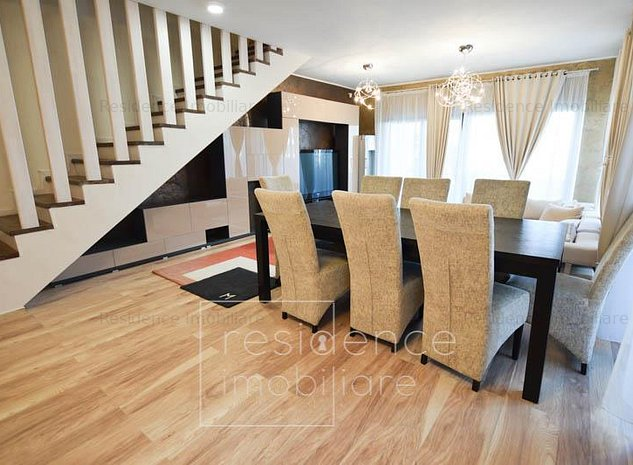 Duplex 4 camere in Europa, Curte Proprie 200 mp si Terasa 50 mp - imaginea 1