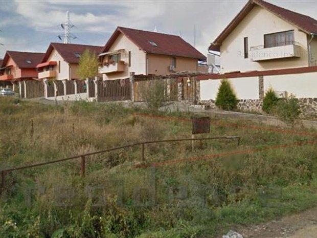 Teren constructii case / duplexuri, 1310mp, front 15ml, zona - imaginea 1