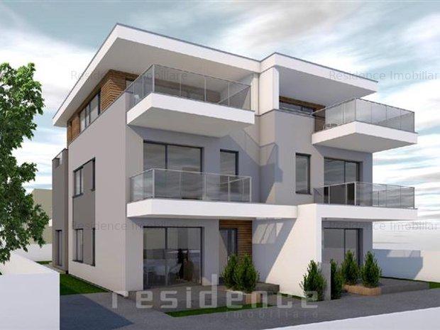 Teren pentru Duplex, 765mp, cartier Buna Ziua zona Grand Hotel Italia - imaginea 1