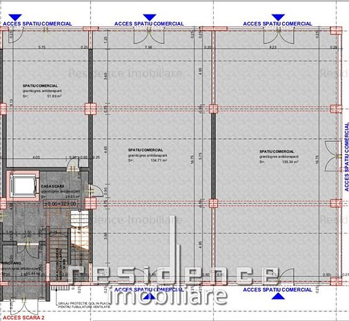 Spatiu Comercial 52mp, Nou, locatie Excelenta, Marasti - imaginea 1