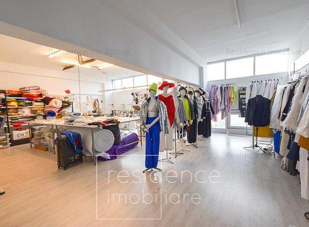 Atelier croitorie dotat complet, Iris, Dambu Rotund Centrul de Interes - imaginea 1