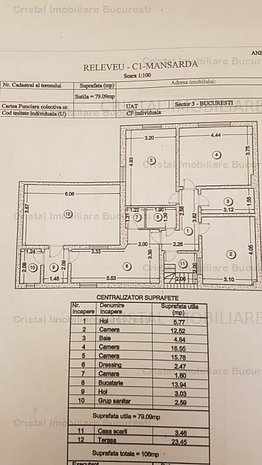 Vila cu 7 camere, spre inchiriere zona Nerva Traian - imaginea 1