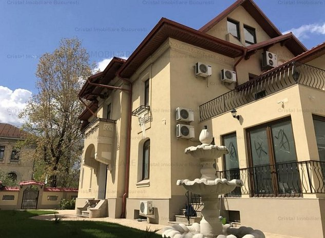Casa Vila 14 camere Dorobanti Capitale - imaginea 1