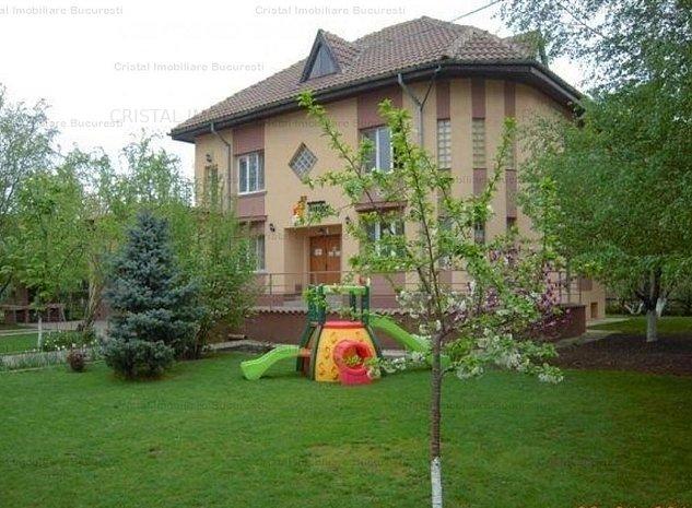 Casa Vila 9 camere Drumul Taberei - imaginea 1
