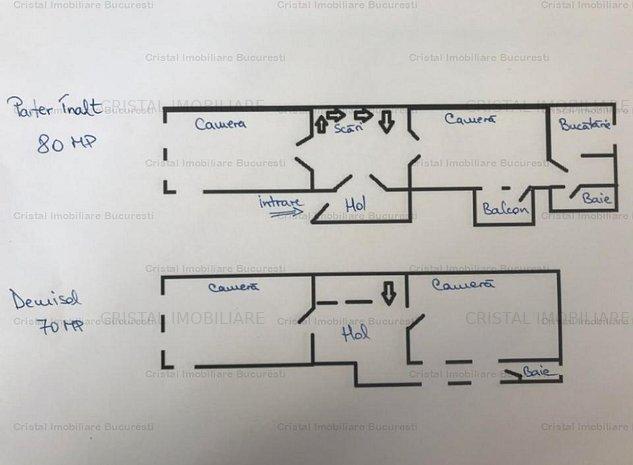 Casa 4 camere Unirii - imaginea 1