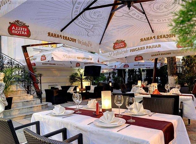 Casa Vila 10 camere Piata Romana (restaurant) - imaginea 1