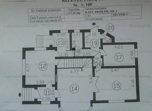 Casa Vila 9 camere Eroilor - imaginea 1