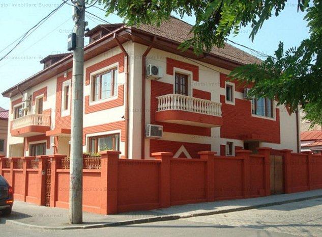 Casa Vila 12 camere 13 Septembrie (cotroceni) - imaginea 1