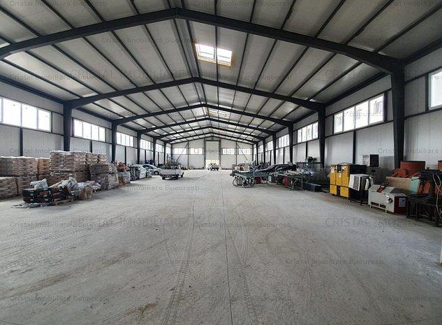 Spatiu industrial/logistic Splaiul Unirii Bucuresti - imaginea 1