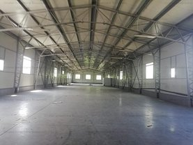 Închiriere spaţiu industrial în Bucuresti, Militari