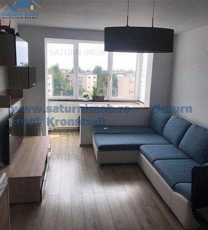 Apartament 2 camere la vanzare etaj 5 zona Astra - imaginea 1