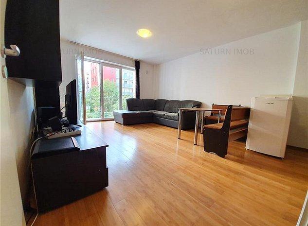 Vanzare apartament 3 camere, decomandat, Avantgarden, etaj 1, mob/util - imaginea 1