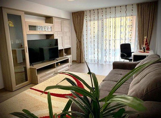 Inchiriem Apartament 2 Camere, Modern, Decomandat, Judetean - imaginea 1