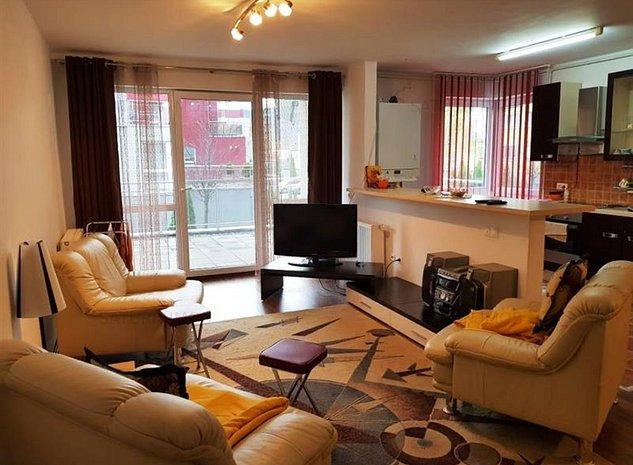 Inchiriem Apartament 3 Camere,Mobilat, Open Space Avantgarden - imaginea 1