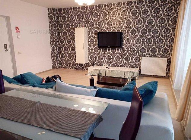 Inchiriere apartament 2 camere decomandat Modern zona Astra - imaginea 1