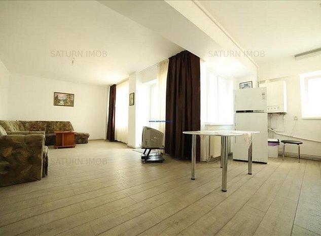 Inchiriere apartament 2 camere semidecomandat zona Centrul Civic - imaginea 1