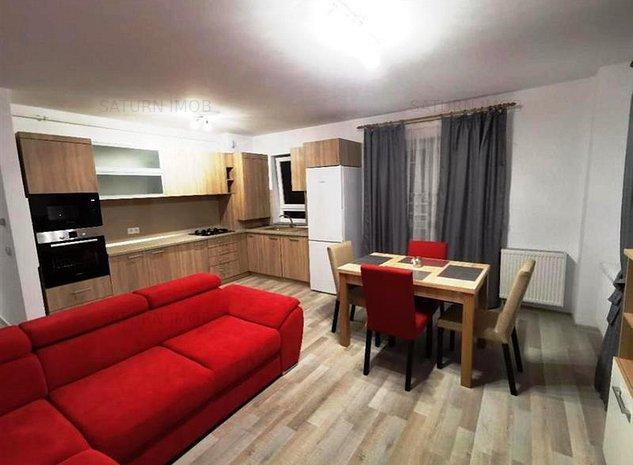 Inchiriem Apartament 3 Camere, Modern, Open Space, Tractorul - imaginea 1