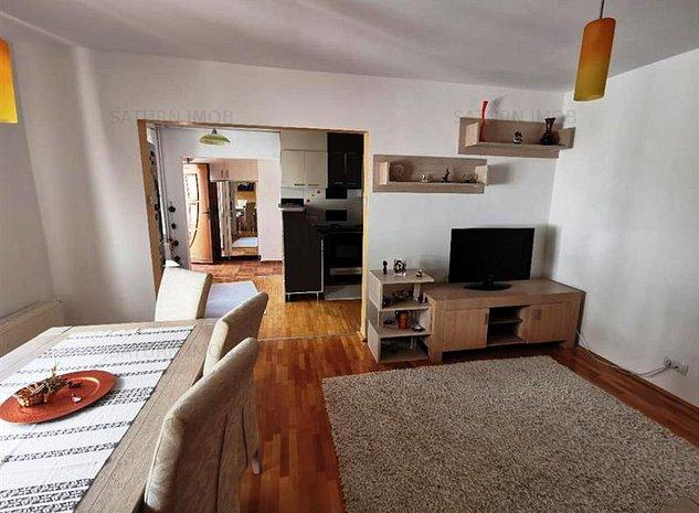 Inchiriem Apartament 3 Camere, Modern, Decomandat, De Mijloc - imaginea 1
