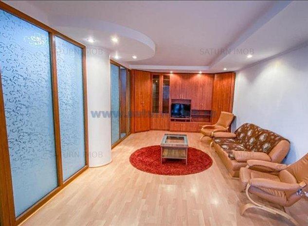 Apartament 3 camere decomandate etaj intermediar zona Onix - imaginea 1