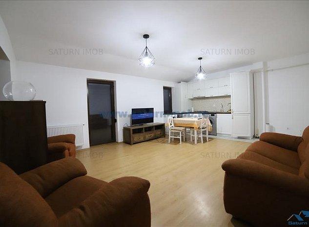 Inchiriere Apartament 3 camere decomandat zona Tractoru - imaginea 1