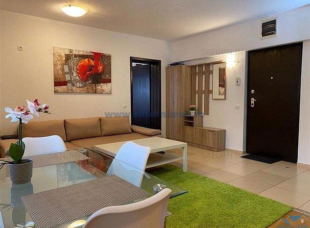 Inchiriere Apartament 2 camere Open Space zona Judetean - imaginea 1