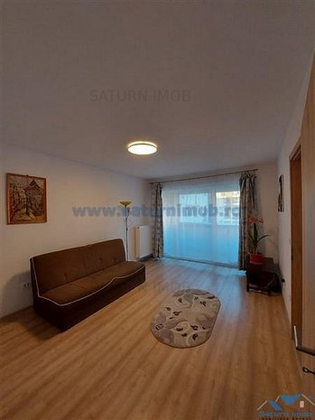 Inchiriere Apartament 2 camere Decomandat zona Tractoru - imaginea 1