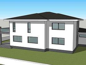Casa de vânzare 9 camere, în Cernica, zona Central