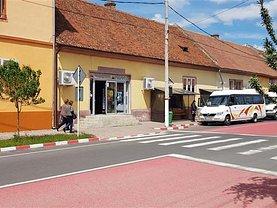 Vânzare spaţiu comercial în Ghimbav, Central
