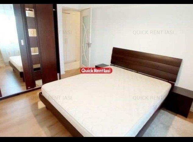 Hala Centrala UMF lux apartament 2 camere decomandat spatios  - imaginea 1