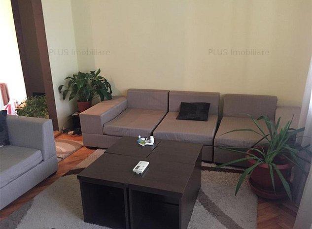 Apartament 4 camere modern, mobilat partial, inconjurat de zona verde - imaginea 1