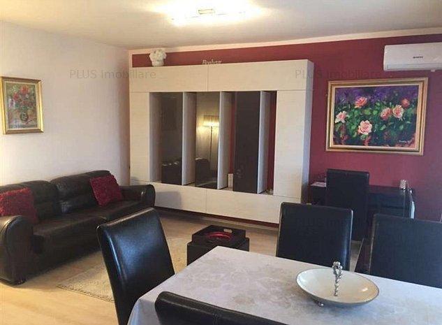 Apartament 2 camere, Zorilor, finisat modern - imaginea 1