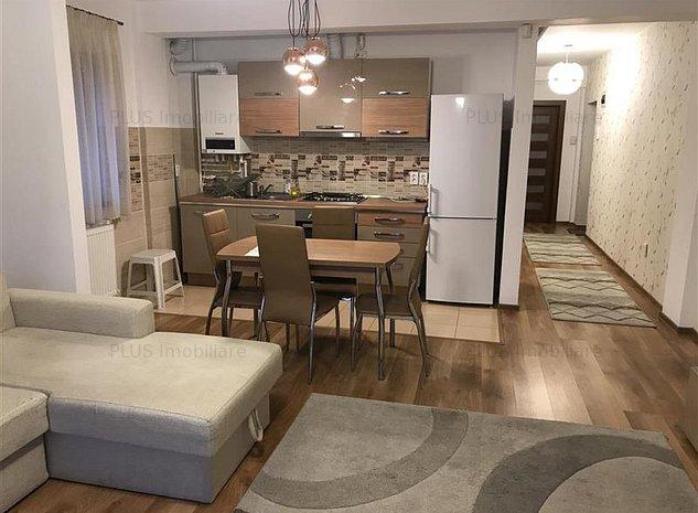 Exclusivitate: Ap 3 camere, bloc nou, parcare subterana, langa Hotel Topaz - imaginea 1