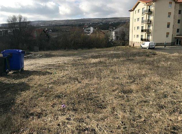 Parcele teren pentru bloc, PUZ aprobat, toate utilitatile, AUTORIZABIL - imaginea 1