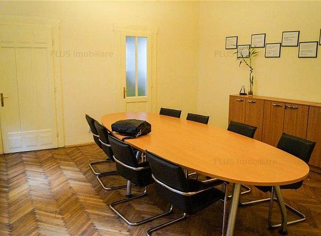Spatiu de birouri, Central, 82 mp, piata Universitatii - ideal firme - imaginea 1
