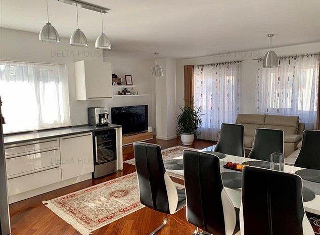 Apartament 2 camere intrare Borhanci, 69 mp utili, ultrafinisat, mobilat - imaginea 1