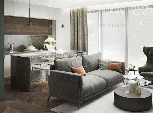 Apartament 3 camere Gruia, 83 mp, imobil nou cu 2 apartamente, 2 parcari - imaginea 1
