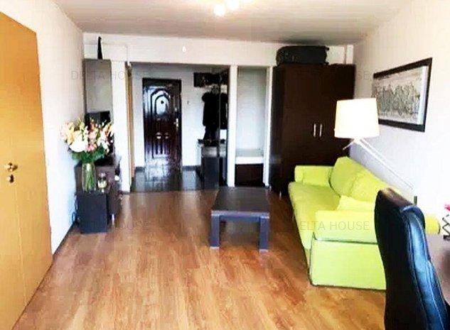 Apartament 2 camere Central, 48 mp, finisat, mobilat, zona Platinia- USAMV - imaginea 1
