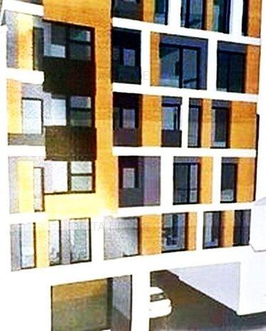 Apartament 1 camera situat in zona Liberty Park- Gara, etaj 1, semifinisat - imaginea 1