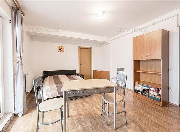 Apartament cu o camera in Europa, 35 mp, finisat, mobilat si utilat - imaginea 1