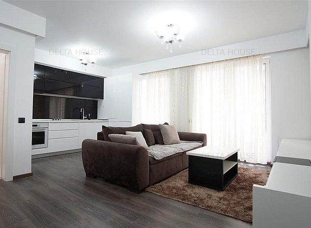 Apartament 3 camere Iulius Mall, 62 mp, ultrafinisat, mobilat si utilat - imaginea 1