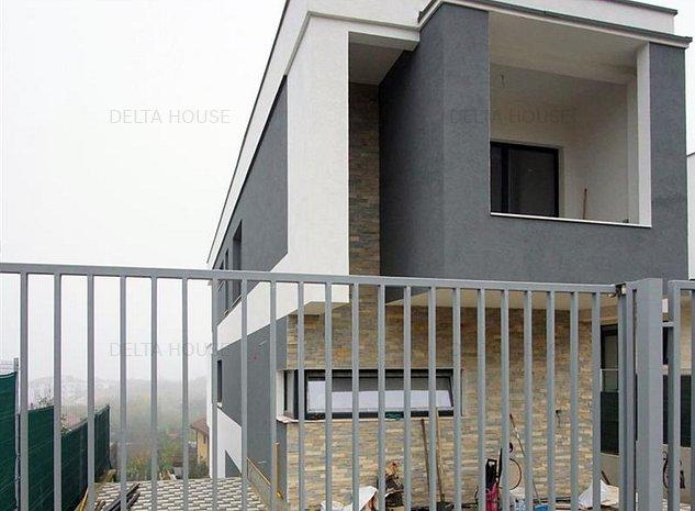 Casa individuala in Borhanci, 220 mp utili, teren 500 mp, constructie finalizata - imaginea 1