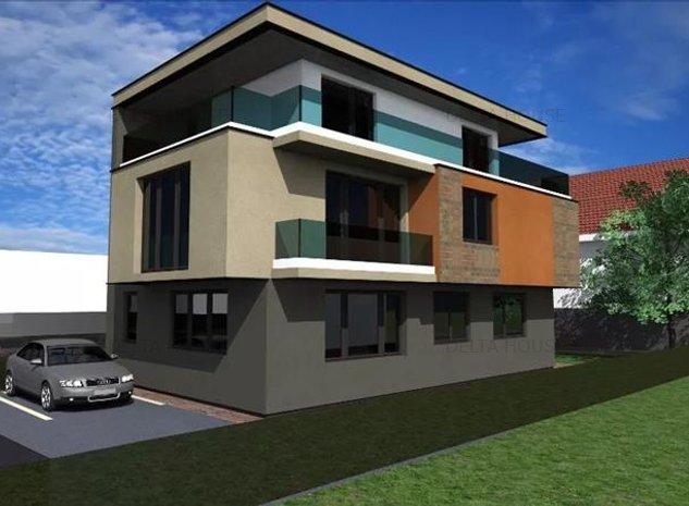 Teren de vanzare in Gheorgheni, autorizatie de constructie casa individuala - imaginea 1