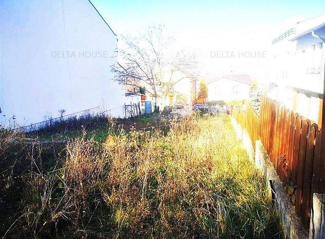 Teren de vanzare in Gruia, 494 mp, posibilitate casa sau 2 apartamente - imaginea 1