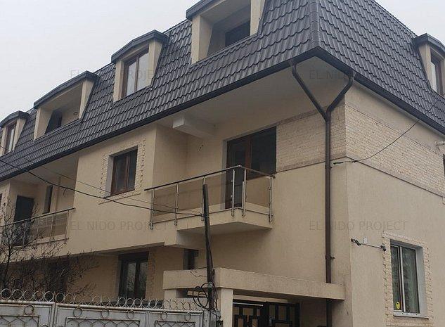 Calea Grivitei Pod Constanta apartament 2 camere 54mp bloc nou 2017 - imaginea 1