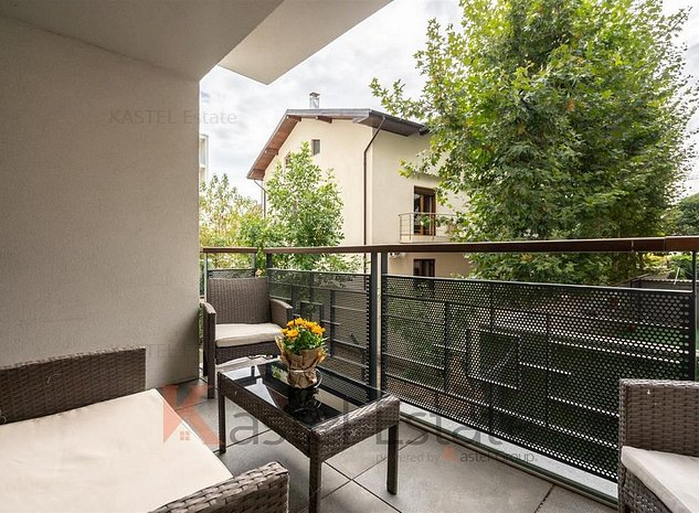 Apartament 2 camere   Aviatiei - Herestrau   Cartierul Francez - imaginea 1