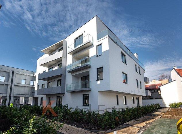 NOU! Ultracentral | Apartament 3 Camere | 155 mp Terasa + Gradina - imaginea 1