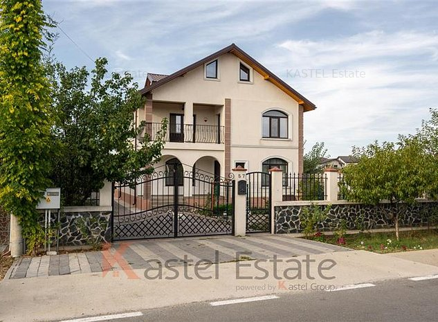 NOU! Casa P+1+M, Gradina, Foisor, Bragadiru - Buda - imaginea 1