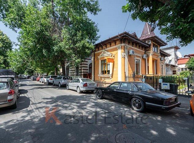 EXCLUSIV Casa cu istorie P+1 Cotroceni - imaginea 1